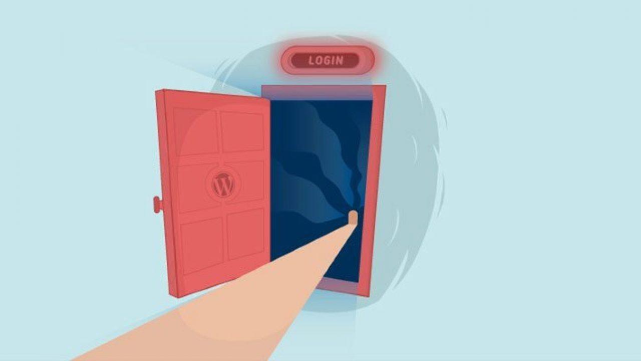 Cara Mengamankan Halaman Login WordPress - 000webhost Blog 2