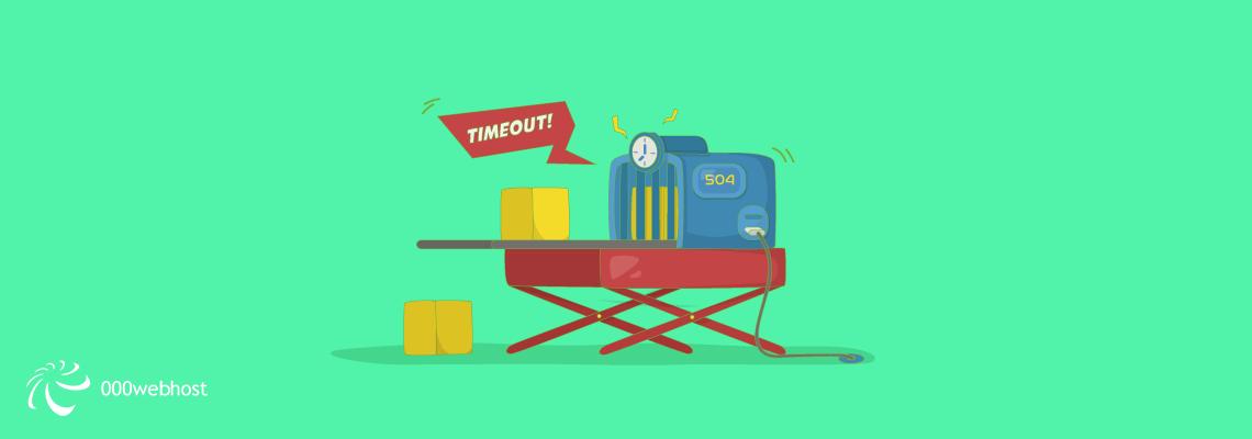 Apa Itu 504 Gateway Timeout Error (dan Bagaimana Cara Mengatasinya di WordPress)?